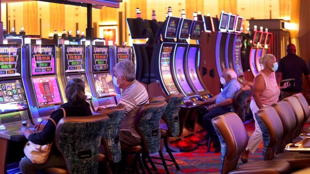 casino slot fruity