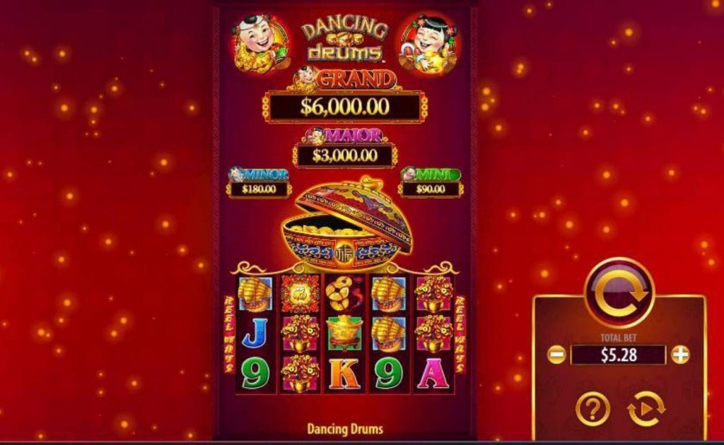 krakatoa slot machine online