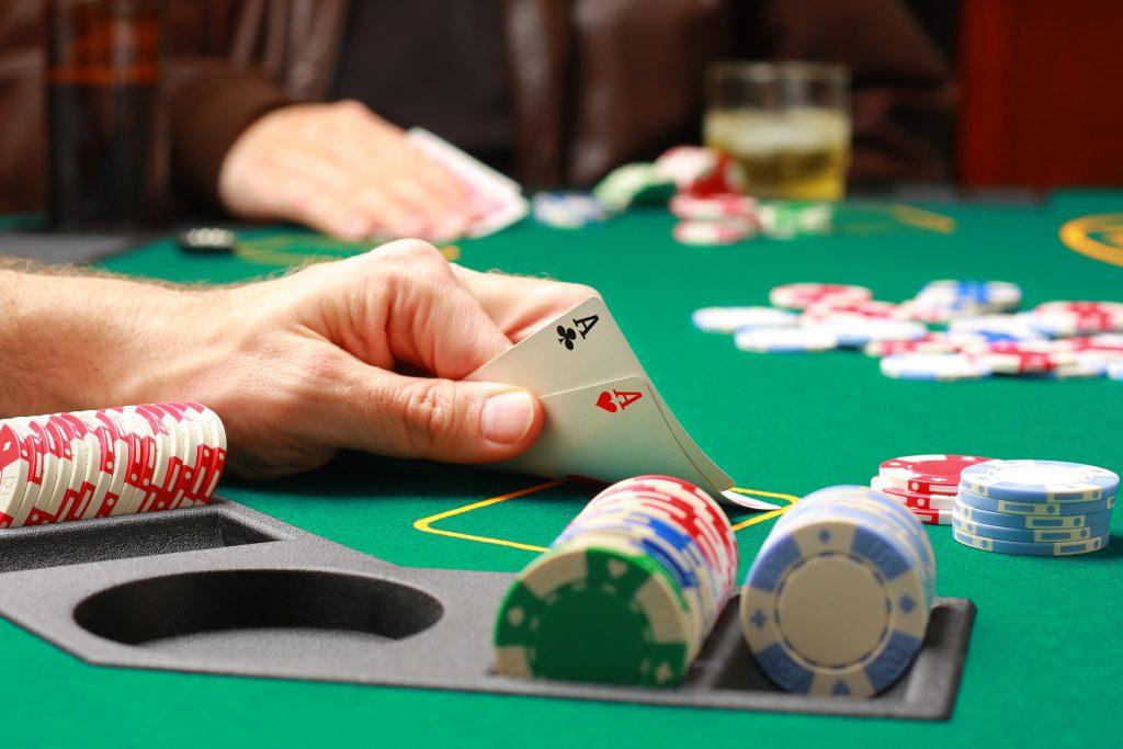 Strategi Dasar Poker