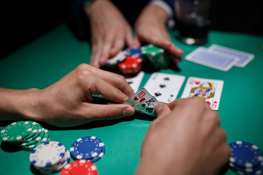 poker games android